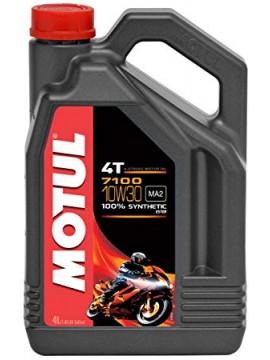 Alyva MOTUL 7100 10W30 4T 4L.